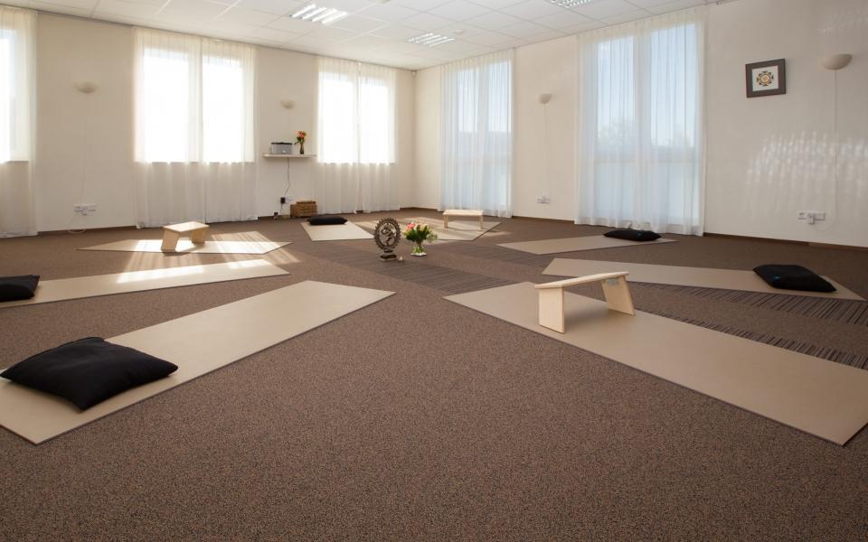 meditatie opstelling